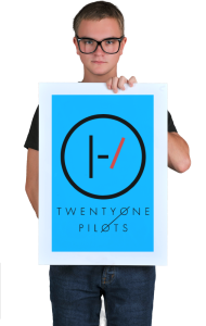 Постер  Твенти Ван Пилотс   Twenty One Pilots