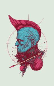 Постер Йонду | Yondu