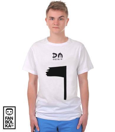 Футболка ДМ Спирит Лого | DM Spirit Logo