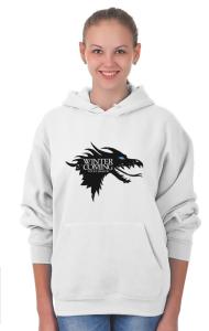 Худи Ледяной дракон|Ice Dragon