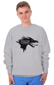 Свитшот Ледяной дракон|Ice Dragon