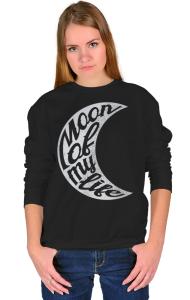 Свитшот Луна моей жизни | Moon of my life