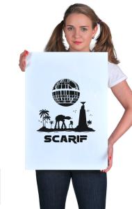 Постер Скариф | Scarif
