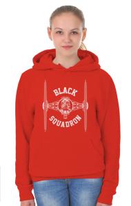Худи Черный Эскадрон | Black Squadron