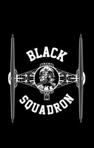 Постер Черный Эскадрон | Black Squadron