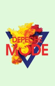 Постер Депеш Мод Глобал Спирит   Depeche Mod Global Spirit