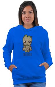 Худи Я есть Грут | I'm Groot