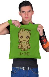 Сумка Я есть Грут | I'm Groot