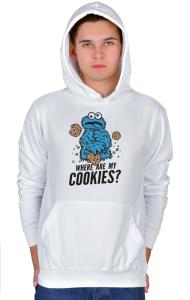Худи Где моё печенье? | Where are my cookies?