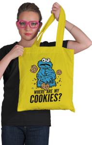 Сумка Где моё печенье? | Where are my cookies?