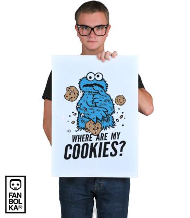 Постер Где моё печенье?   Where are my cookies?
