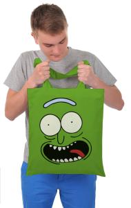 Сумка Как Огурчик Рик | Like pickle rick