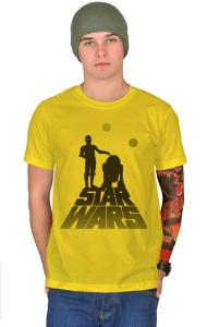 Футболка R2D2 и C3PO | R2D2 и C3PO