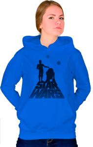 Худи R2D2 и C3PO | R2D2 и C3PO
