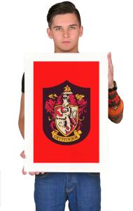 Постер Гриффиндор | Gryffindor