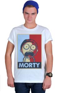 Футболка Морти | Morty
