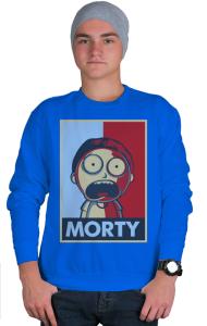 Свитшот Морти | Morty