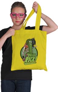 Сумка Огурчик Рик | Pickle Rick