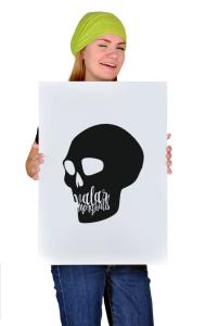 Постер Все люди смертны | Valar Morghulis