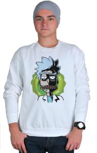 Свитшот Злой Рик | Angry Rick