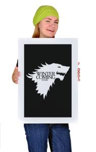 Постер Зима Приближается | Winter is Coming