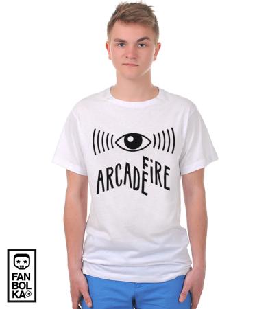 Футболка Arcade Fire