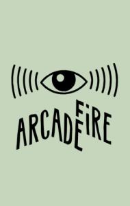 Постер Arcade Fire