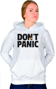 Худи Не Паникуй | Don't Panic
