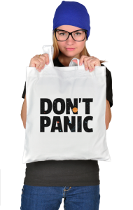 Сумка Не Паникуй | Don't Panic