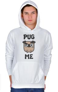 Худи Мопс | Pug