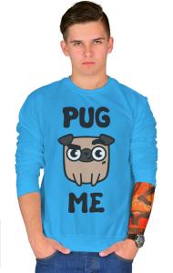 Свитшот Мопс | Pug