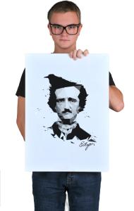 Постер Эдгар По | Edgar Po