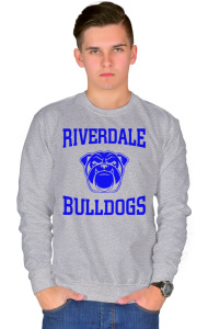 Свитшот Бульдоги Ривердэйла | Riverdale Bulldogs