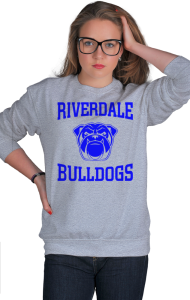 Свитшот Бульдоги Ривердэйла | Riverdale Bulldogs