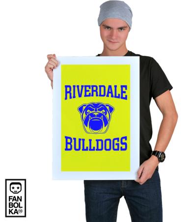 Постер Бульдоги Ривердэйла | Riverdale Bulldogs