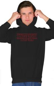 Худи Очень Странные Дела | Stranger Things