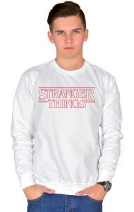 Свитшот Очень Странные Дела | Stranger Things
