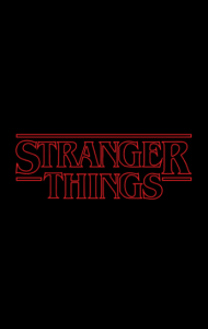 Постер Очень Странные Дела | Stranger Things