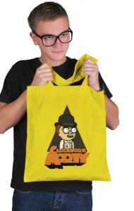 Сумка Заводной Морти | Clockwork Morty