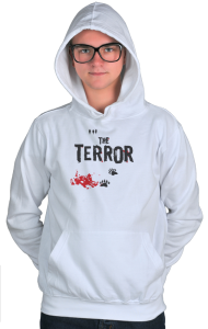 Худи Кровавый Террор | The Blood Terror