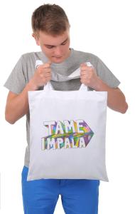 Сумка Тэйм Импала Рисунок | Tame Impala Draw