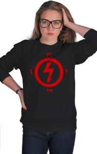 Свитшот Мэрилин Мэнсон Лого 2 | Marilyn Manson Logo 2