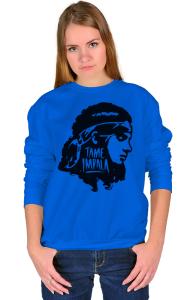 Свитшот Тэйм Импала Девушка | Tame Impala Girl