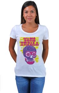 Футболка Тэйм Импала Череп | Tame Impala Skull
