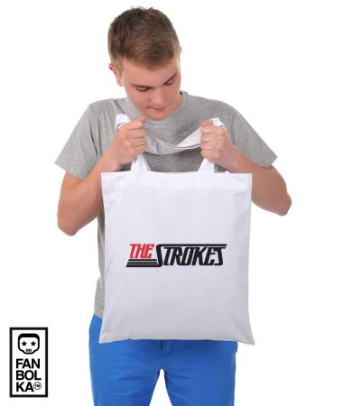 Сумка Зе Строукс Лого  | The Strokes Logo