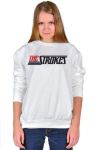 Свитшот Зе Строукс Лого  | The Strokes Logo
