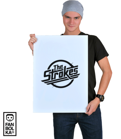 Постер Строукс | The Strokes
