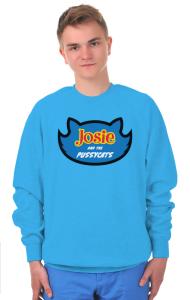 Свитшот Джози и Кошечки | Josie and the Pussycats