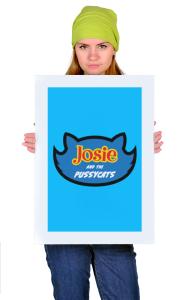 Постер Джози и Кошечки | Josie and the Pussycats