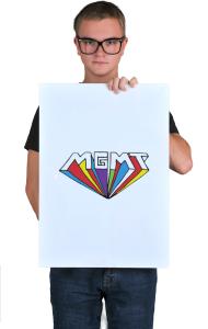 Постер MGMT рисунок| MGMT draw